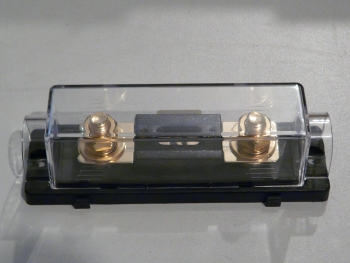 High current fuse holder up to 200A ANL fuses