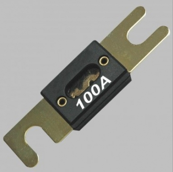 High Current Fuse 100A, 60V DC, ANL