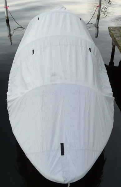 Universal Tarpaulin for Open Boat with outboard motor, max. L420cm x W170cm