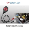 Battery alarm 12V, recommendet for LiFePO4, LiFeYPO4, LFP12V40Ah, LFP12V60Ah, LFP12V90Ah or 4 single cells