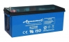 Aquamot - Power battery, DC battery ALS12200 12V/200Ah AGM Deep Cycle Battery